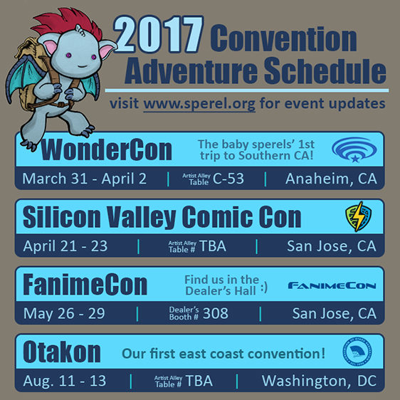 Our 2017 Convention Schedule